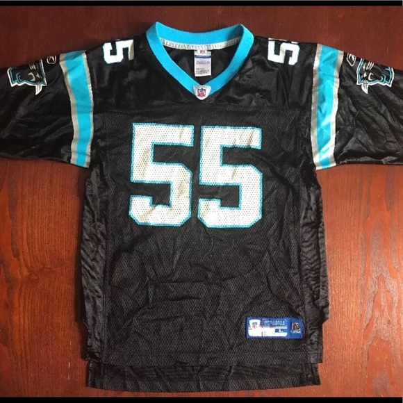 the best attitude a0d6f e39c5 Reebok Carolina Panthers Jersey